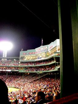 Fenway Baseball Game - Free Stock Photo