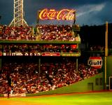 Free Photo - Fenway Baseball Game