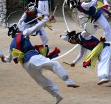 Free Photo - Traditional Korean Dance