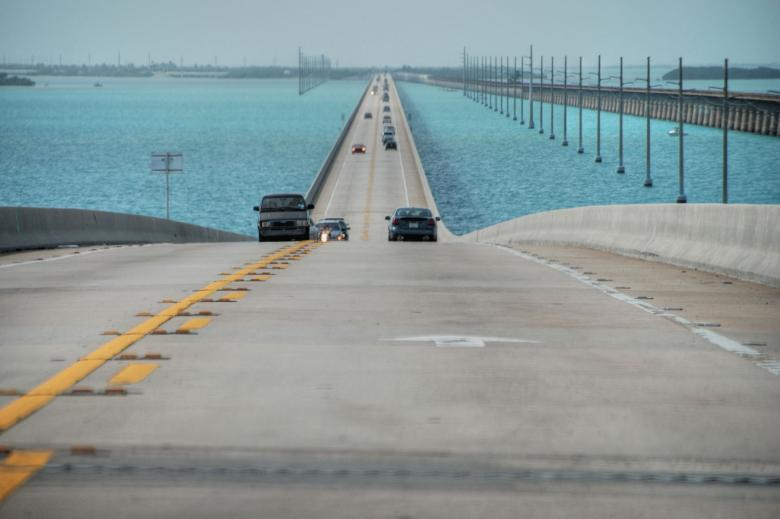 Free Stock Photo of Keys Islands Interstate, Florida, Januar Created by Giovanni Gagliardi