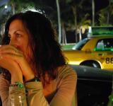 Free Photo - Enjoying Ocean Drive, Miami Beach, Janua