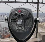 Free Photo - New York Binoculars