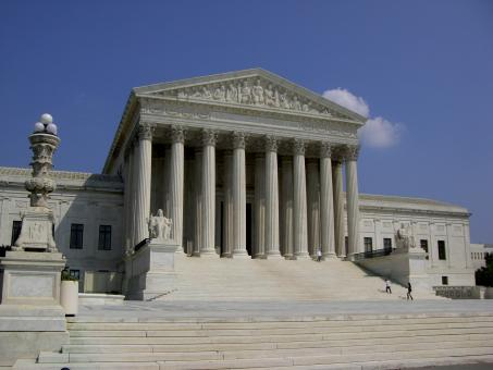 Supreme Court - Washington D.C. - Free Stock Photo