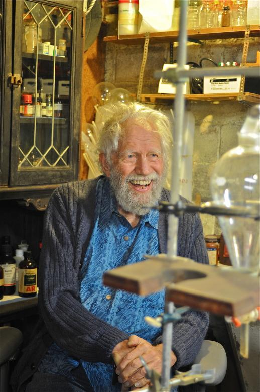 Free Stock Photo of Alexander Shulgin Created by rebecca fyffe