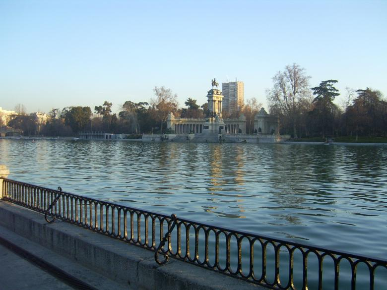 Free Stock Photo of Parque del Retiro Madrid Created by Jose