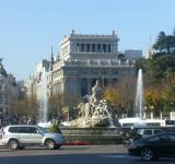 Fuente de la Cibeles (Madrid) - Free Stock Photo