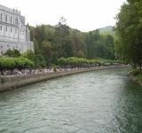 Gave de Pau river (Lourdes) - Free Stock Photo