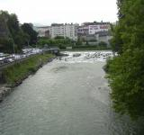 Free Photo - Gave de Pau river (Lourdes)