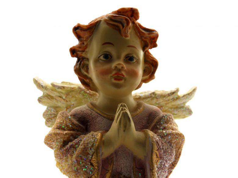 Free Stock Photo of Ceramic angel Created by homero chapa