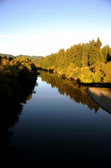 Russian river - Free Stock Photo