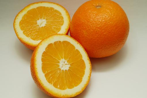 Sliced orange - Free Stock Photo