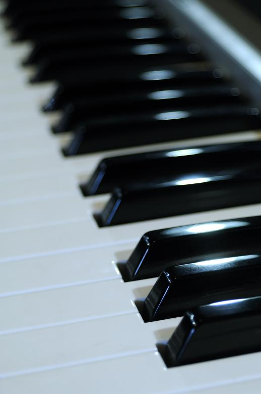 Free Stock Photo of Musical keyboard Created by Etienne Janse Van Rensburg