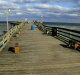 Free Photo - The Warped Avalon Pier
