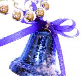 Free Photo - Blue Christmas Bell