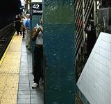 Free Photo - 42nd Street Subway