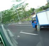 Free Photo - Speeding Truck