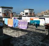 Free Photo - Laundry Drying in Sunlight