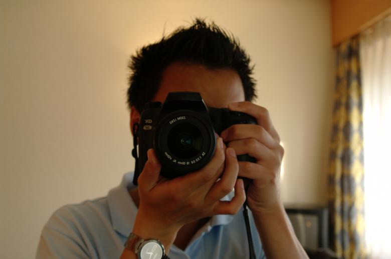 Free stock image of Taking a picture with a camera created by frhuynh