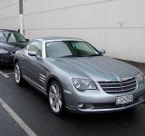Free Photo - Rained Drenched Chrysler Crossfire
