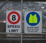 Free Photo - Hi Visibility = Safety in Signs in Duned