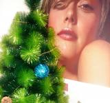 Free Photo - Girl with fir Christmas tree