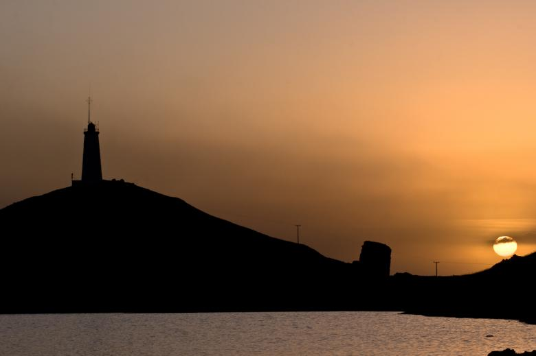 Free Stock Photo of Sunset at Reykjanes Peninsula Created by Bjorgvin