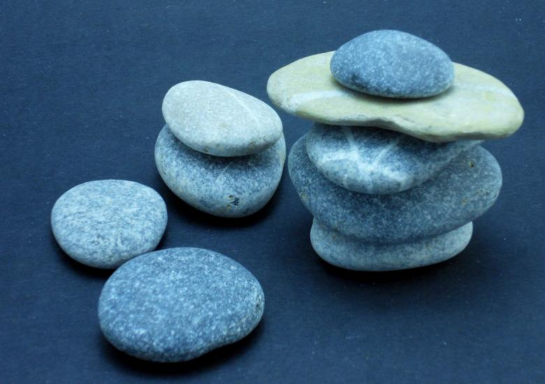 Free Stock Photo of Zen rocks Created by homero chapa