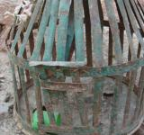 Free Photo - Rusted bird cage