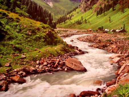 Azad jammu kashmir - Free Stock Photo