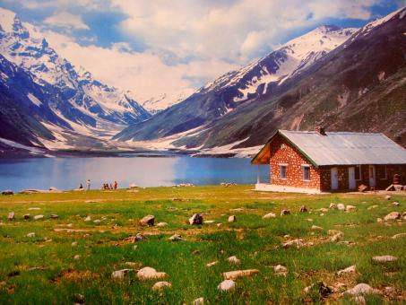Kaghan valley - Free Stock Photo