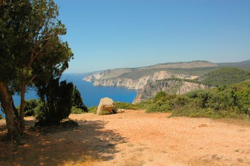 Greece, Zakynthos landscape - Free Stock Photo