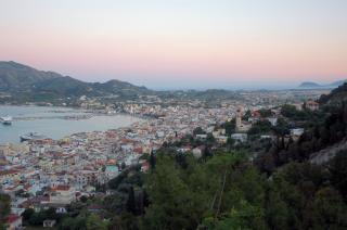 Zakynthos City View Free Photo