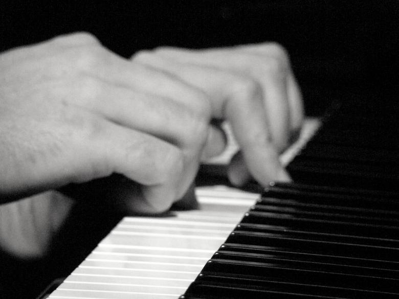 Free Stock Photo of Closeup of the Piano man Created by Furio Franceschinel