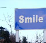 Free Photo - Smile Sign