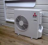 Free Photo - Mitsubishi Electric Air Conditioner