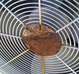 Free Photo - Rusted Air Conditioning Fan