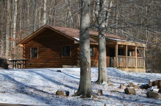 Download French Creek State Park Cabins Free Photo