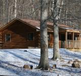 Free Photo - French Creek State Park Cabins