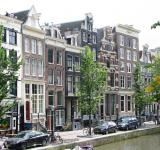 Free Photo - Amsterdam houses dating from 18-19 centu