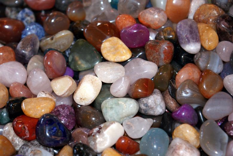 Free Stock Photo of Pebbles galore Created by Jesus Baez