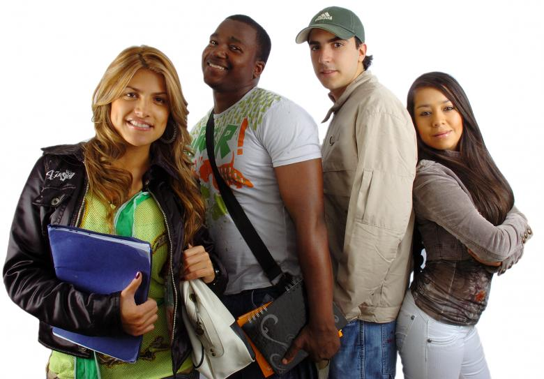 Free Stock Photo of Students Created by Guillermo Ossa