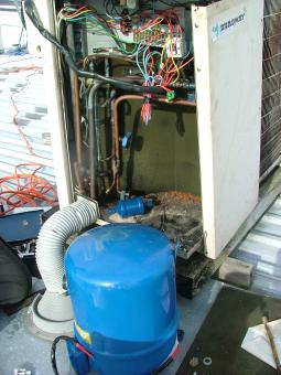Air Conditioning Compressor Change - Free Stock Photo