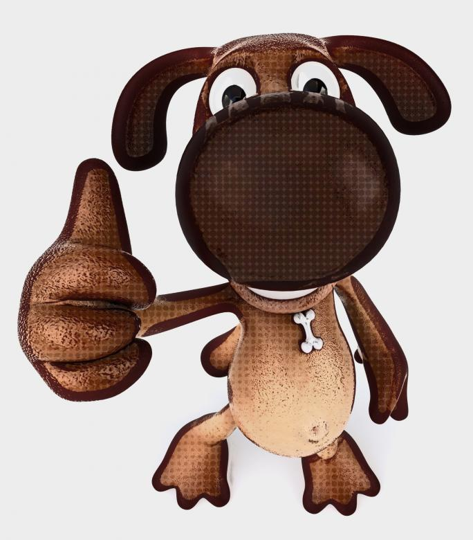 Free Stock Photo of Dog Created by Julien Tromeur