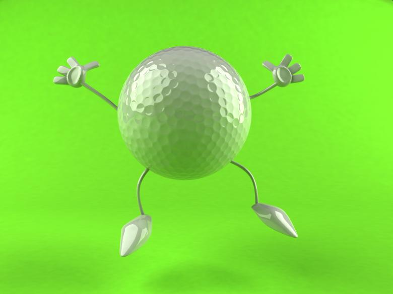 Free Stock Photo of Golf Created by Julien Tromeur
