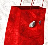 Free Photo - Sad shopping bag