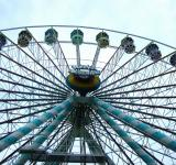 Ferris wheel - Free Stock Photo