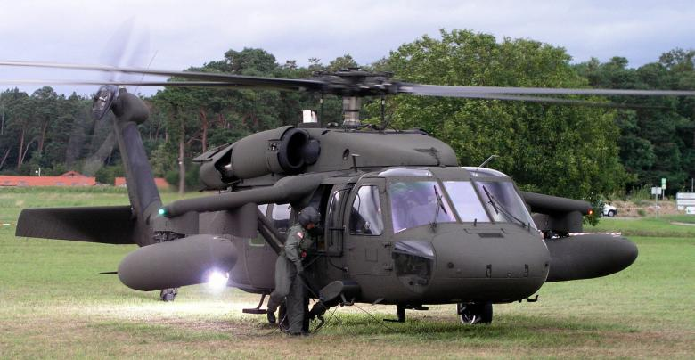 Free stock image of Black Hawk Sikorsky uh-60 created by klarissa meyers