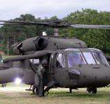 Black Hawk Sikorsky uh-60 - Free Stock Photo