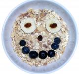 Happy Cereal - Free Stock Photo