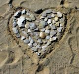 Free Photo - Beach Heart